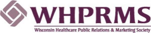 wisconsin healthcare public relations and marketing society logo