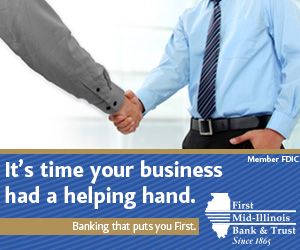first mid bank and trust ppc campaign done by mcdaniels marketing